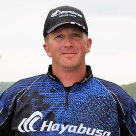 FLW Pro Angler Bryan Scmitt of Hayabusa Fishing Using Japanese Bass Fishing Hooks