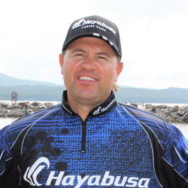 Pro Bass Angler Clifford Pirch of Hayabusa Fishing for Japanese Bass Fishing Hooks