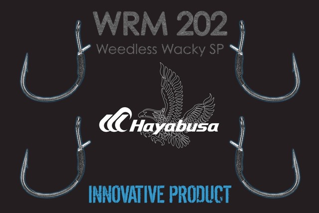 Innovative Product Spotlight – WRM 202 Weedless Wacky SP