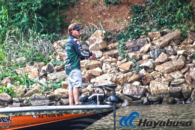 BASS Elite Angler Cliff Pirch – Hayabusa Fishing Pro