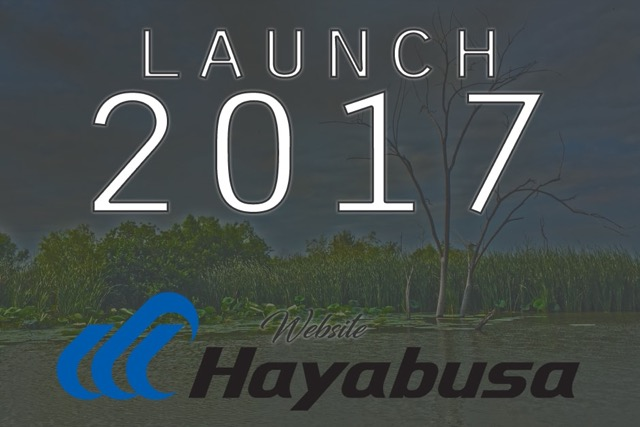 New Hayabusa Fishing Website – June 2017