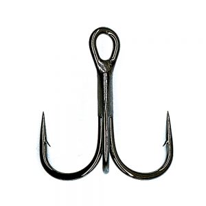 The Hayabusa Fishing TBL 930 NRB Treble Hooks for Hardbait Fishing Lures: Jerkbaits, Crankbaits, Topwater Lures, and Swimbaits