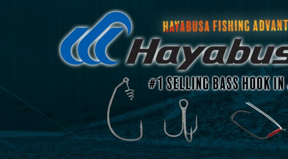 The Hayabusa Fishing Advantage