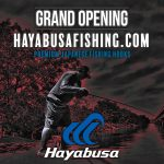 Hayabusa Fishing opens United States website to sell premium Japanese fishing hooks and fishing terminal tackle.